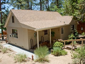 Idyllwild cabin rental - Cozy Cabin steps away from hiking trails!