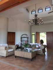 Nosara house photo - Living Room with high ceiling
