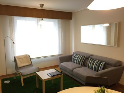 Free new apartment for 4 four people in Coruña, parking included