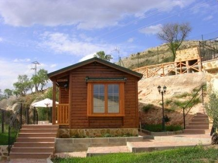 Romanticas cabin near Cuenca, pool and Wy-fi