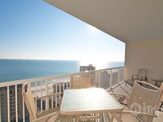 Gulf Shores condo photo - Plenty of seating on the balcony