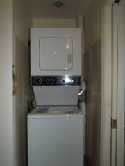 Onekama condo photo - Plus washer/dryer