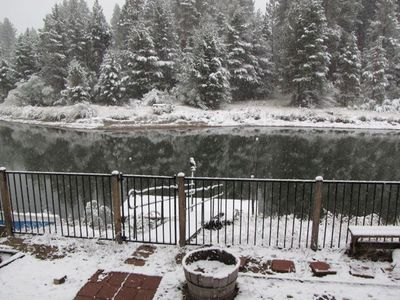 Tahoe Keys house rental - Full lot frontage on Lake Tallac - centrally located lake within Tahoe Keys.