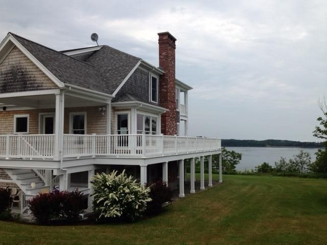 Private Beach, 9 acres of privacy!  Amazing Ocean views, a Maine lovers retreat!