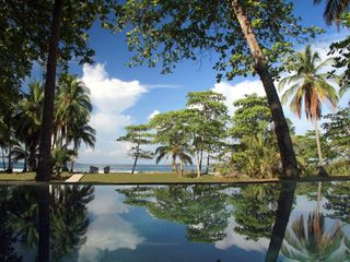Mal Pais estate photo - Sandy Lane's beachfront view