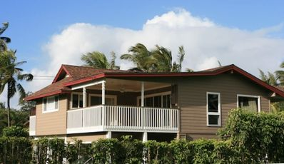 Hale Haena - Luxury Beach House that is Highly Maintained for your enjoyment