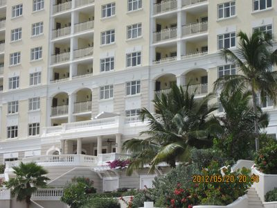 Montego Bay condo rental