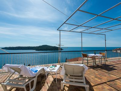 Dubrovnik Center, Apartment Mara with Amazing Sea View