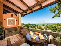 Great penthouse condo with ocean view at the Diria Resort