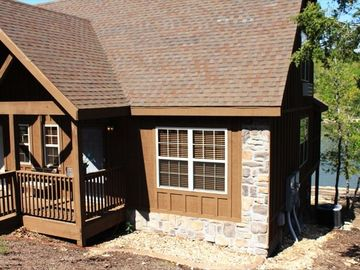 Branson West lodge rental - Lakefront Lodge at Stonebridge Village and Resort, Branson, MO