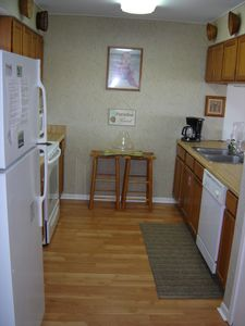 Recent renter'This is the best equipped kitchen of all the places we've rented.'