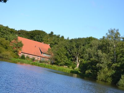 Holiday in an historic barn on the outskirts of Bremen