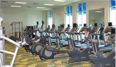 On-Site gym, ready for you to use.