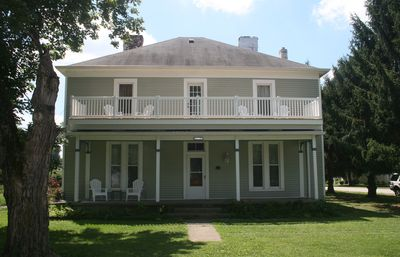 Kentucky house rental - The AB Parker Family Guest House