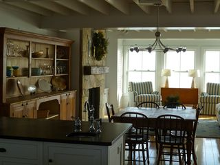 Moody Beach house photo - Stay part of the action from this kitchen