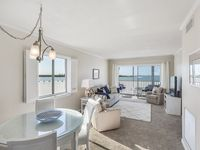 Expansive Beach View - Exceptional Top Floor/Corner Condo on the Gulf