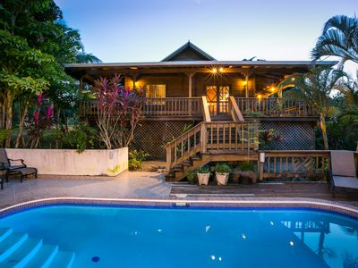 image for Tropical Island Pool Home with Casita & 400 Foot Dock