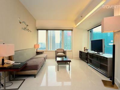 #1 SEAVIEW 2BR FLAT: 700sqft Luxury