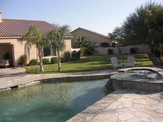 Indio house photo - Huge Yard for Games & Pets