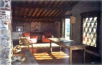 Hayloft/Living Room
