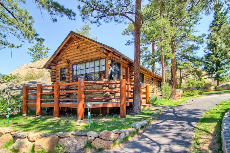 Estes Park Cabin Rental Near Rocky Mountain Homeaway