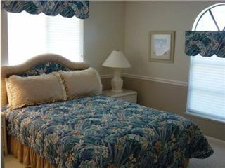 Vacation Homes in Marco Island house photo - Spacious guest Bedroom.
