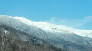 Bartlett condo photo - Mt Washington View driving to wildcat