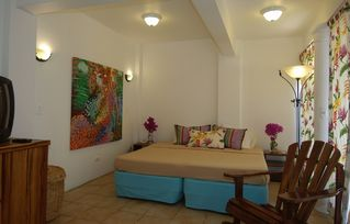 Interior Bird of Paradise Suite - Manuel Antonio villa vacation rental photo
