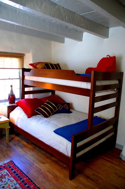 Bedroom 4 - Bunk Room
