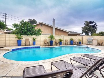 Anaheim house rental - Relaxing yourself on a warm summer day