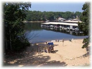 Osage Beach condo photo - Swimming beach area