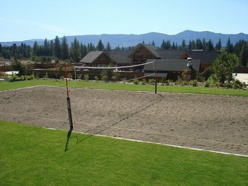 Beach Volleyball - Beach Volleyball Court at the Activity Center.