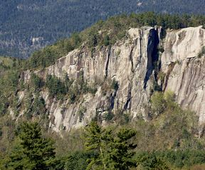 Bartlett condo photo - Cathedral Ledge- a favorite for rock climbing