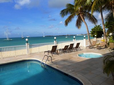 image for Beachfront Bliss-2-bedroom condo on beautiful Simpson Bay