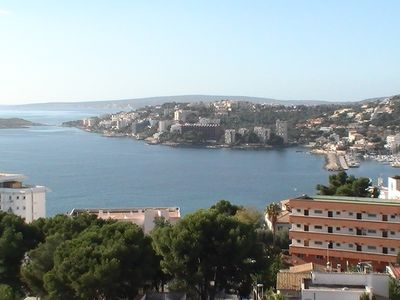 Beautiful apartment near the sea, privileged views of sea and mountains