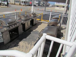 Wildwood Crest condo photo - BBQ Gas Grills
