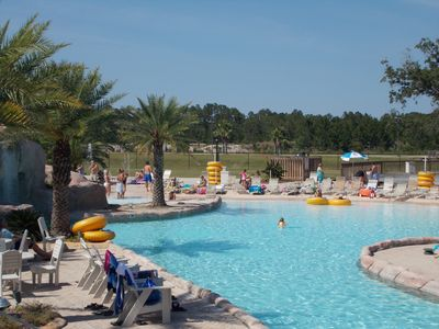 Huge Lazy River - call Kelli 800-933-6068