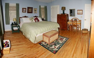 Two Spacious Bedrooms
