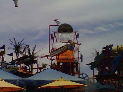"THE NEW 'KNOTTS SOAK CITY"" WATER PARK IS ONLY ABOUT 8 MINUTES FROM THE HOUSE..."