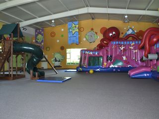 Nuevo Vallarta condo photo - Sports Center- indoor kid's play area