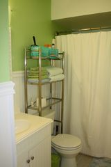 Kahuku - Turtle Bay condo photo - One of two full bathrooms, newly remodeled.