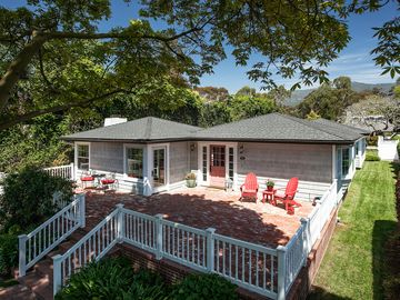 Montecito house rental - Front of house