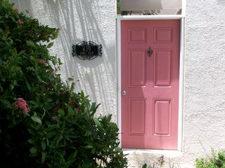 St. Croix villa photo - Open the coral door to island charm!