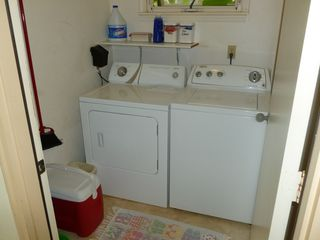 Poipu house photo - Washer and Dryer including laundry soaps