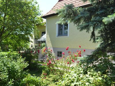 Charming cottage in Blaufränkischland, starting point for many activities