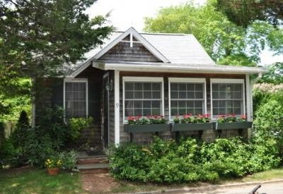 Edgartown cottage rental - Beautiful Home in Great In-Town Location on Quiet Street -- Has it all!!