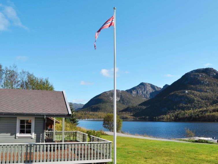 Vacation home Dalen  in Jørpeland, Southern Fjord Norway - 8 persons, 3 bedrooms