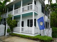 Luxury 2/2 Apartment In Heart Of Key West With Lagoon Pool. Monthly rentals only