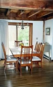 Comfortable Dining for 6 or more