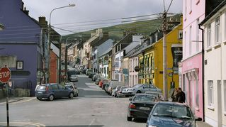 Dingle Peninsula cottage photo - Main St, Dingle